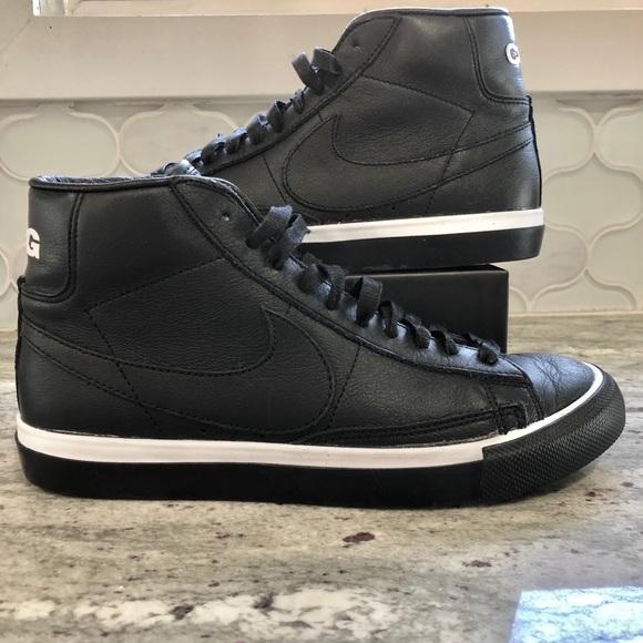 bas prix b72f3 0fbcf Comme des Garcons Nike Blazer